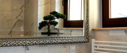 MOOTIC DESIGN STORE łazienka w stylu glamour