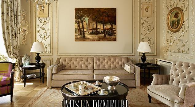 Ekskluzywne meble w stylu francuskim – pierwszy showroom...