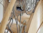 Klasyczne schody gięte ST470 TRĄBCZYŃSKI - zdjęcie 2