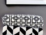 Poduszki i koce Black&White MILOO HOME - zdjęcie 5