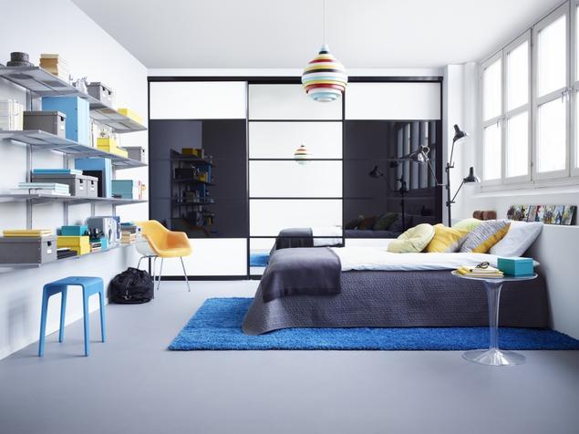 Wzorowe wnętrze – pokój dziecięcy w porządku