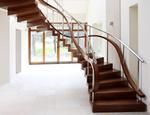Nowoczesne schody dywanowe ST855 TRĄBCZYŃSKI - zdjęcie 1