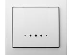 Łącznik jednobiegunowy z podświetleniem ŁP-1WS/00 seria Kier OSPEL - zdjęcie 1