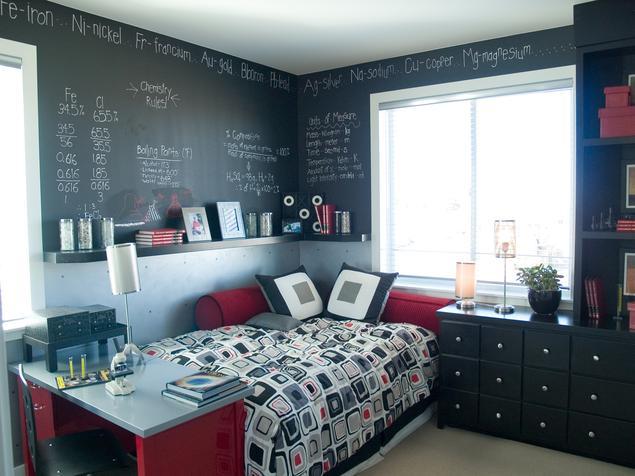 zobacz galeri zdj pok j m odzie owy pok j dla ch opca lub dziewczynki stronywn. Black Bedroom Furniture Sets. Home Design Ideas