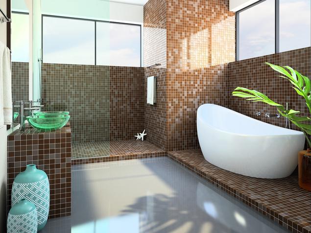 Zobacz Galerię Zdjęć łazienka Z Wanną I Prysznicem