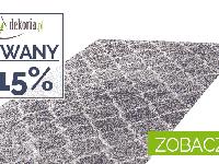 Dywany taniej do 15% w sklepie Dekoria.pl