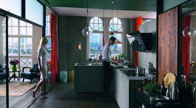 Nowa kolekcja Franke Mythos. Spotkajmy się w kuchni
