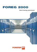Katalog FOREG 2000