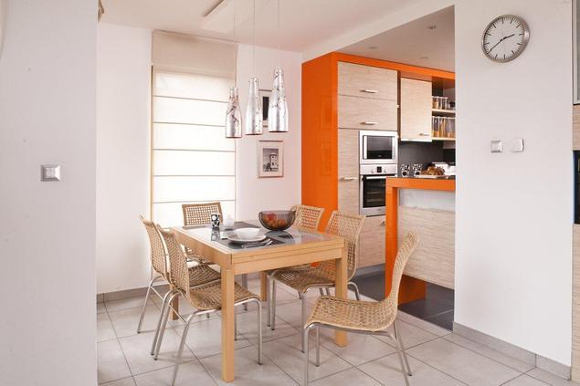 Zobacz galerię zdjęć Jasne szafki kuchenne Meble kuchenne   -> Kuchnia Letnia Galeria